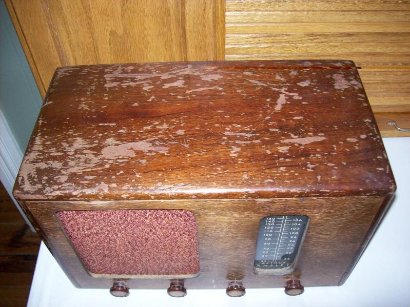 Arthur Ansley  Model R-1 Radios002