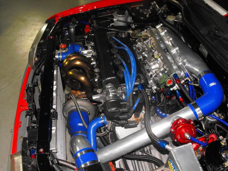 Red Gti-r DIEGSR - Complete Rebuild DSCF4021