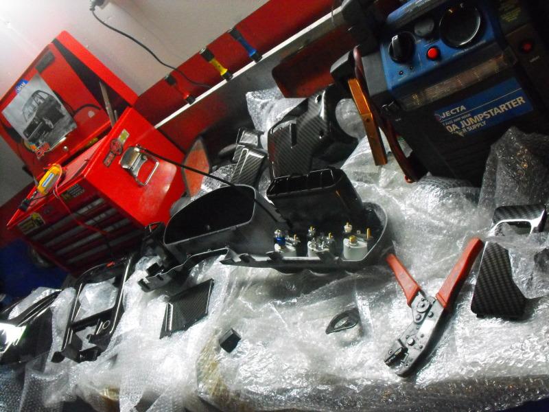 Red Gti-r DIEGSR - Complete Rebuild DSCF4025
