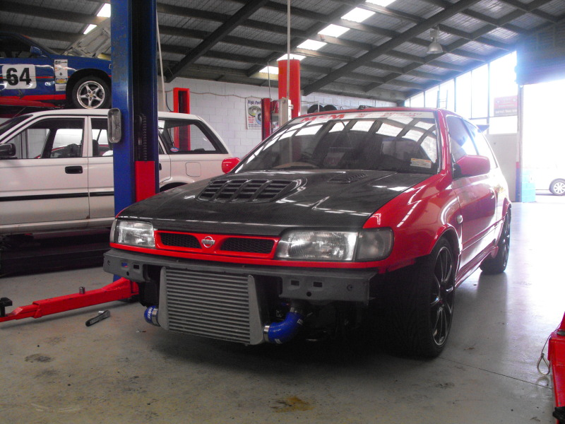 Red Gti-r DIEGSR - Complete Rebuild DSCF4065