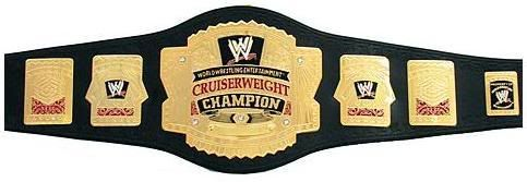 Cruisderweight Championship Cruiserweight
