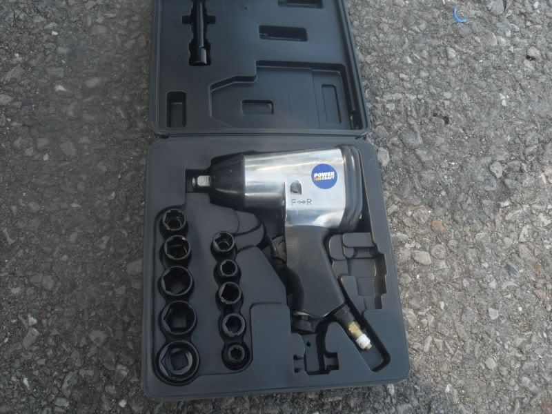 impact gun kit BRAND NEW SDC12501