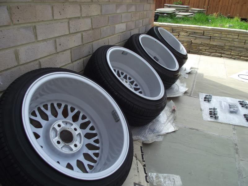 Ronal LS's for sale DSCF0094