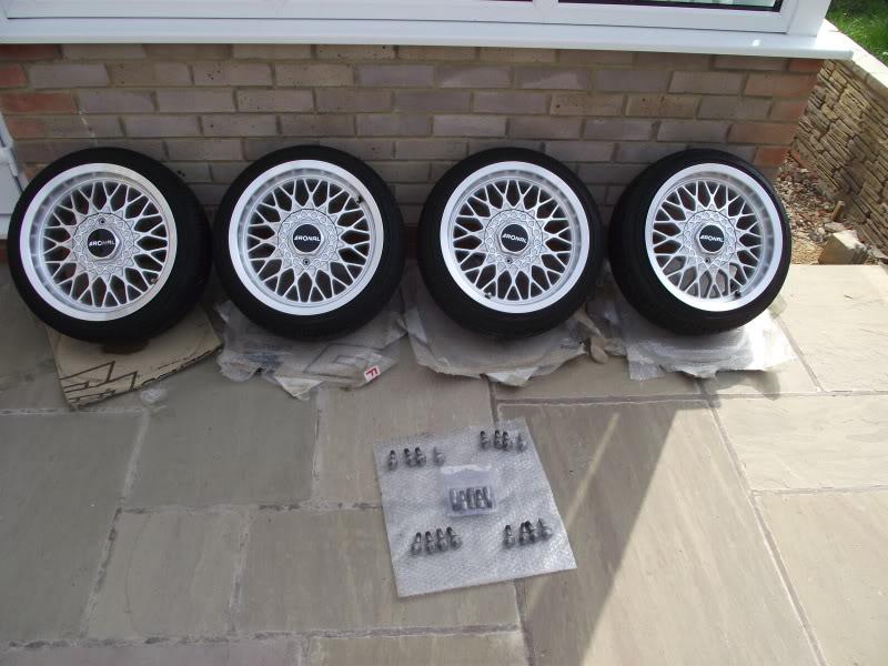 Ronal LS's for sale DSCF0110