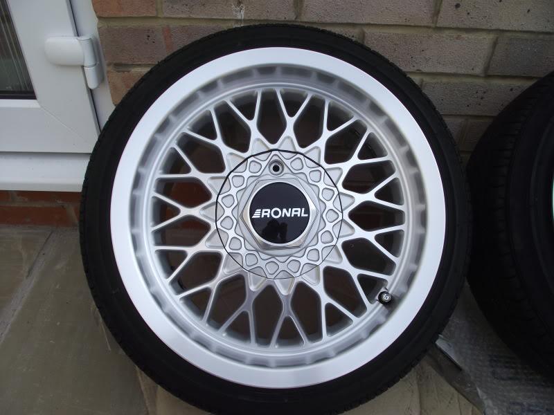 Ronal LS's for sale DSCF0111