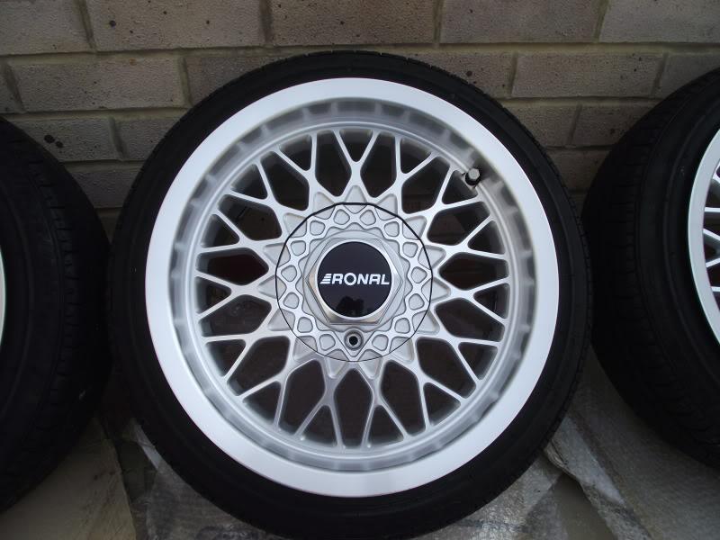 Ronal LS's for sale DSCF0112