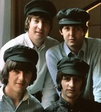 """The Beatles vs """"Beatles"""" - ФОТО JMP05117_027AAAAA"""