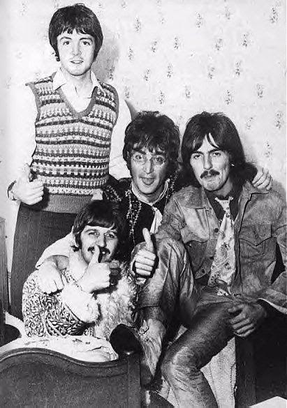 "The Beatles vs ""Beatles"" - ФОТО Beatles37"