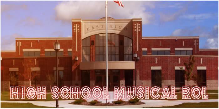 High School Musical Rol