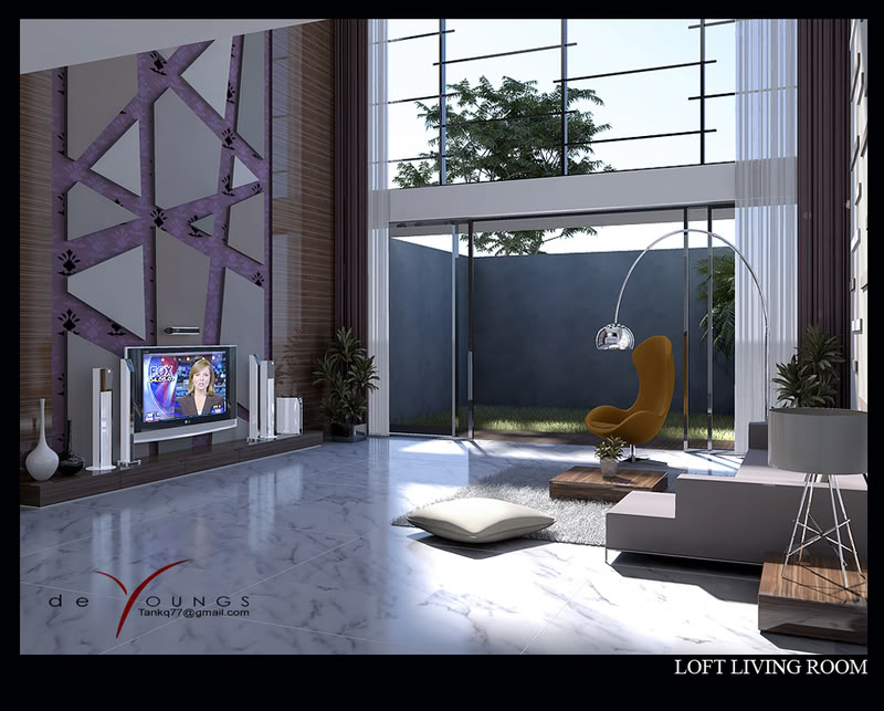 TANKQ : LOFT LIVING ROOM LIVINGTERRACEDA2