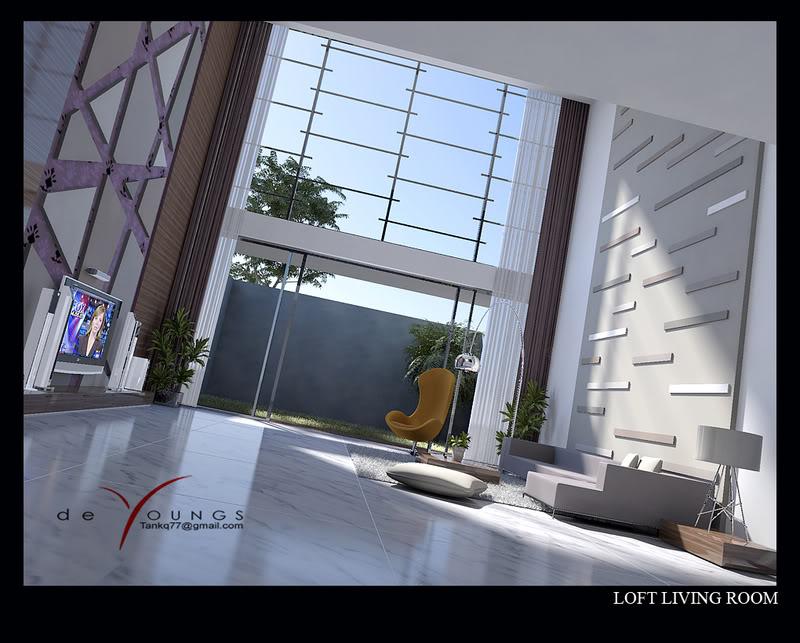 TANKQ : LOFT LIVING ROOM LIVINGTERRACEDA3