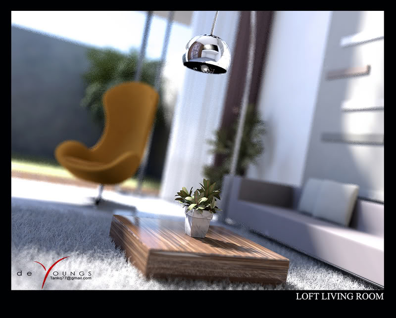 TANKQ : LOFT LIVING ROOM LIVINGTERRACEDA5