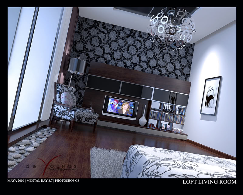 TANKQ : LOFT LIVING ROOM LIVINGTERRACEDA7