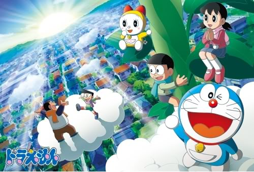 [Wallpaper + Screenshot ] Doraemon P95920003_a02_b