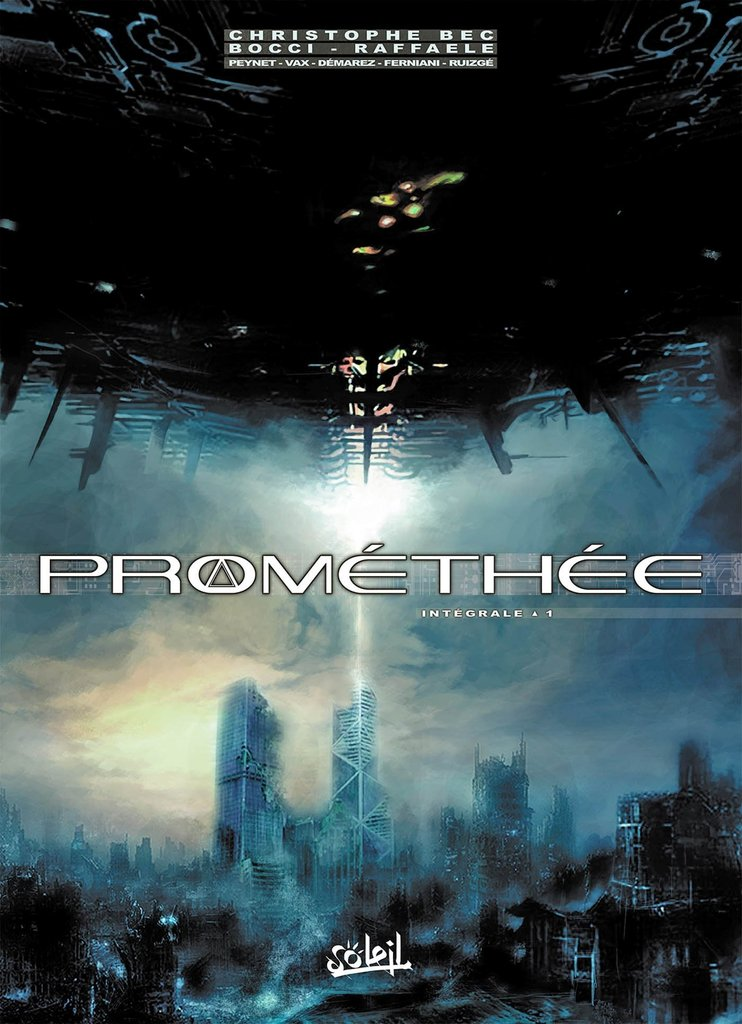 """BD (2012) """"Prométhée""""  Christophe Bec 81OPxNNwbXL_zpsfbanjxze"""