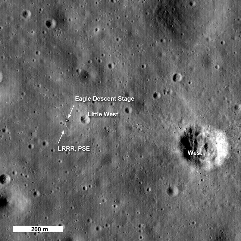 Apollo 11 une deuxième fois sous le regard de LRO LRO_2_apollo11_NASAGoddard_Space_Fl