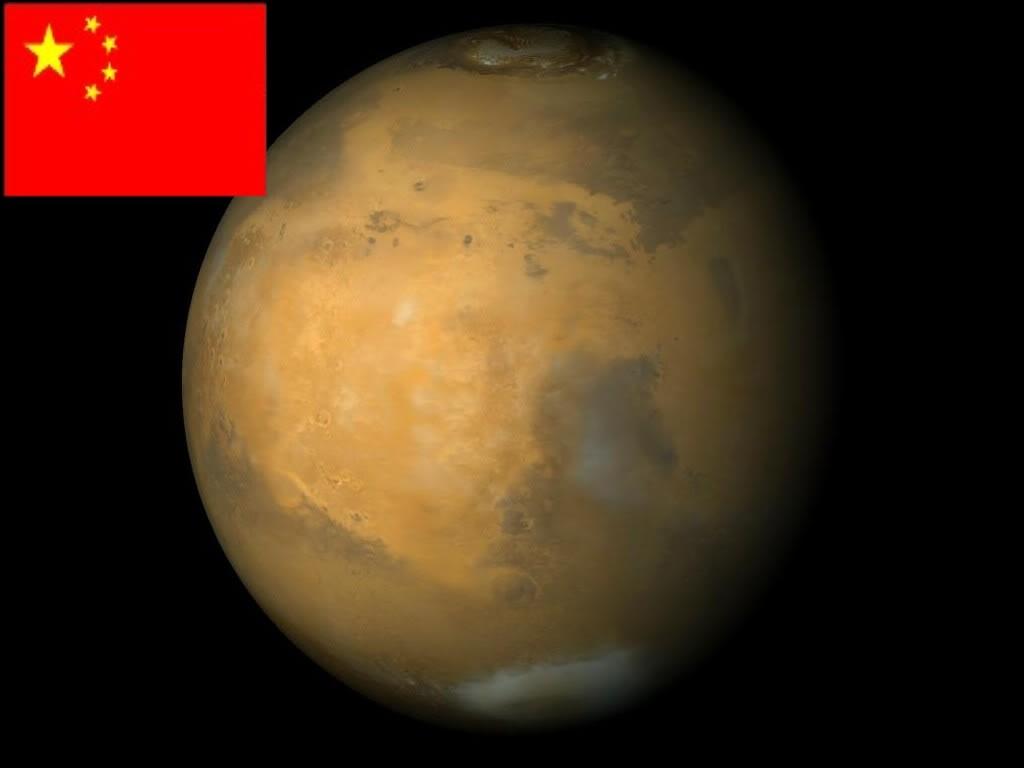 La Chine envisage d'envoyer une sonde vers Mars en 2013 Planete-mars011