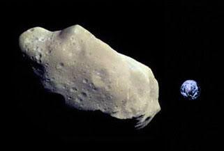 ESA : Conduite à tenir en cas de menace d'impact d'astéroïde Asteroide-1