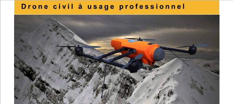 2011: le 15/07 à 3h00 - Engin triangulaire volant - Chamonix (haute montagne) (74)  - Page 6 Dronemontagne