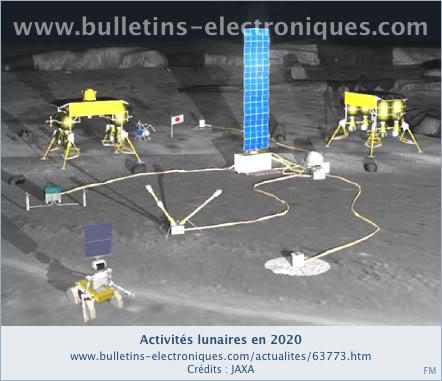 Le Japon détaille sa stratégie d'exploration lunaire 63773_02_01