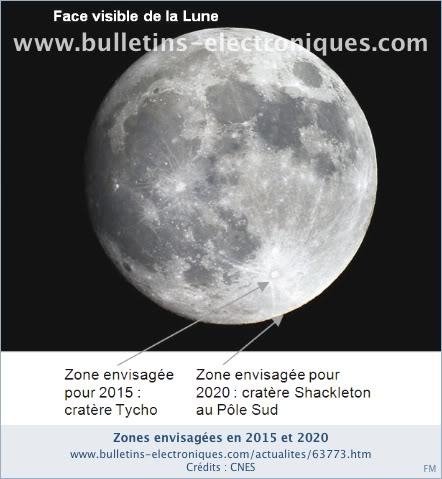 Le Japon détaille sa stratégie d'exploration lunaire 63773_03_01