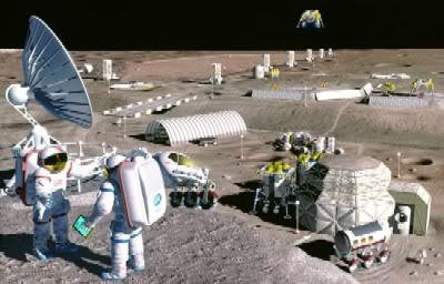 La Nasa lance deux sondes pour préparer le retour des Américains sur la Lune Lunarbase