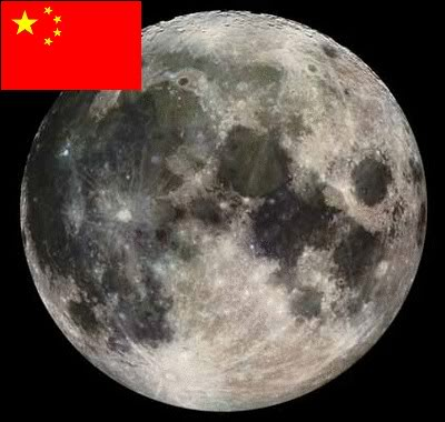 Le premier robot explorateur chinois sur la Lune avant 2013 Lune1-1