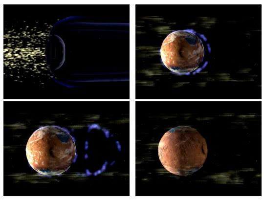 Francis Rocard nous explique Maven, explorateur de l'atmosphère de Mars Maven_PerteAtmosphereMars_nasa