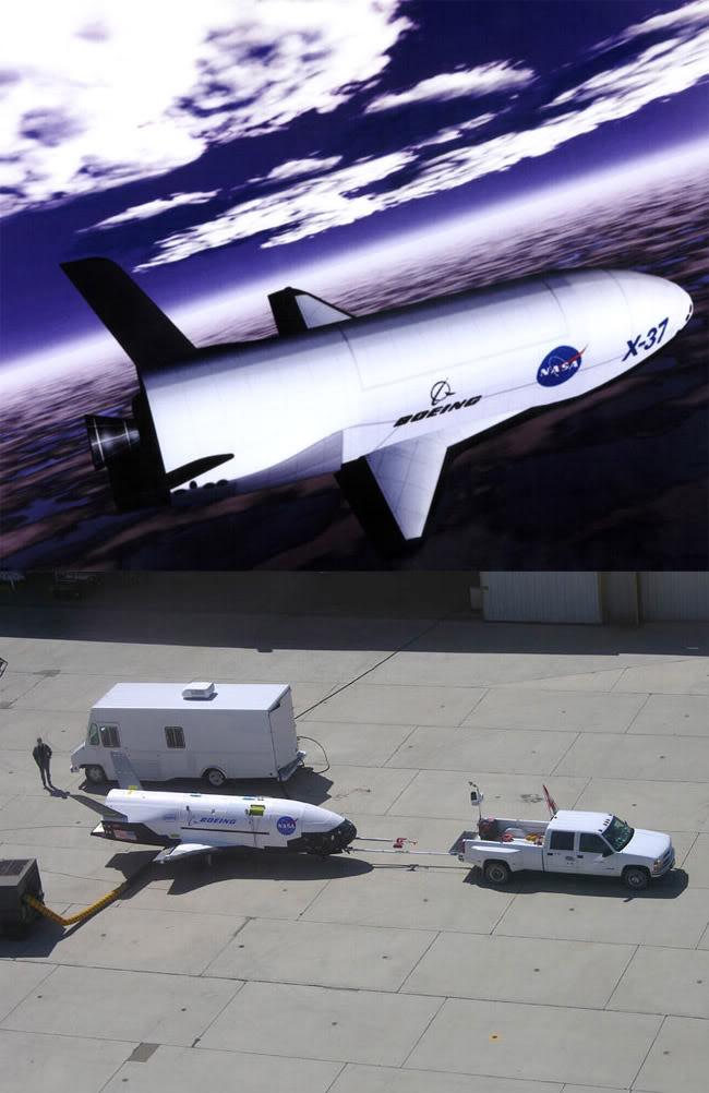 Des nouvelles du X-37B,le prototype secret d'un drone spatiale américain X37B_Boeing_nasa_USAirForce_03