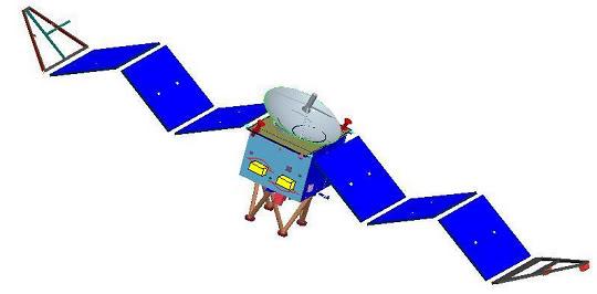 Première sonde chinoise vers Mars au 2nd semestre 2009 Yinghuo1_cad