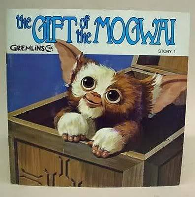 Cadena de imagenes Gremlins-gift