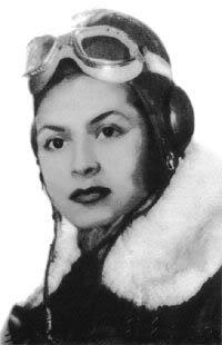 "Mujeres de ""alto vuelo"" (II) LuisaQuiroga"