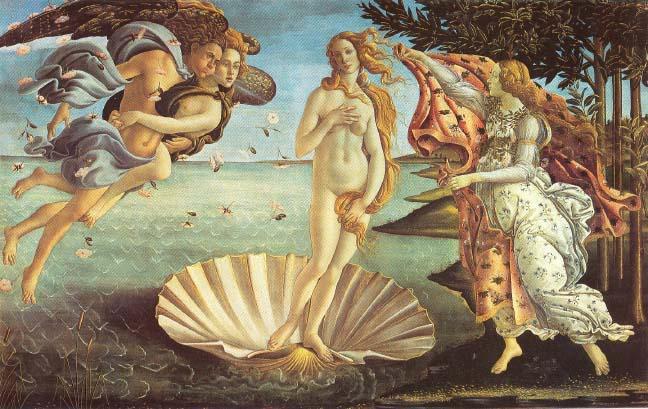 Mujeres destacadas en la historia Venus
