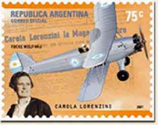 """Mujeres de """"alto vuelo"""" (II) Carola5"""