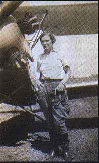 "Mujeres de ""alto vuelo"" (II) Lorenzplane"