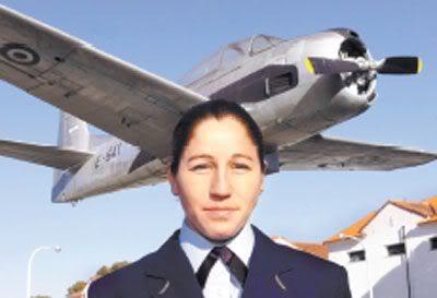 """Mujeres de """"alto vuelo"""" (Parte I de II) Tapa-1"""