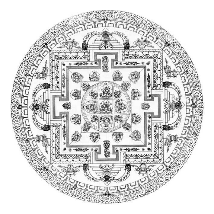 Mandalas (dibujalos y conoce su significado) Guhya4_02
