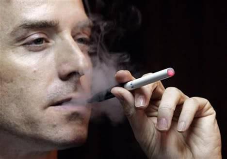 Cigarrillos electrónicos: En la OMS están molestos Electronic_cigarette
