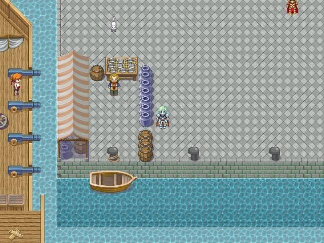 [RPG Maker XP] Autotiles Agua Transparente. Awa
