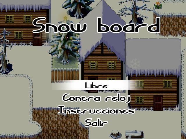 Snow Board [JUEGO COMPLETO] (CONCURSO DE NAVIDAD) Titulo-2_zps929aa758