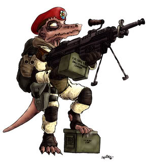 Caçadores de Dragões - Página 2 Kobold_Soldier_by_CommissarKinyaf