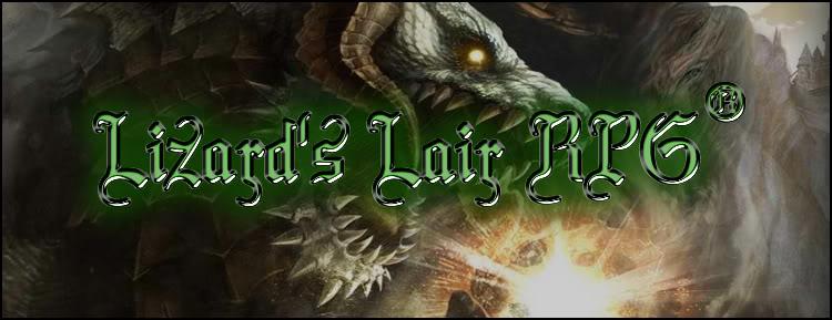 Lizard's Lair RPG
