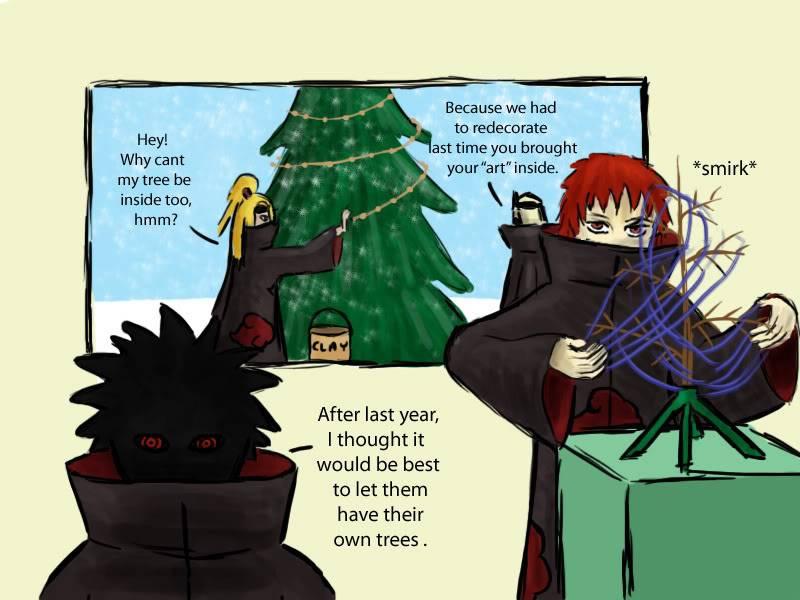 Funny Pic thread Akatsukichristmastrees