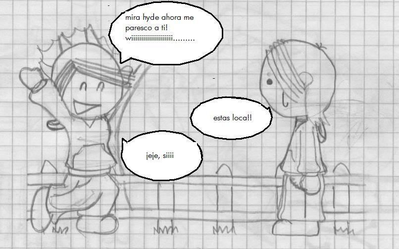 Sobre esta Zona: Fanarts Dibujo3