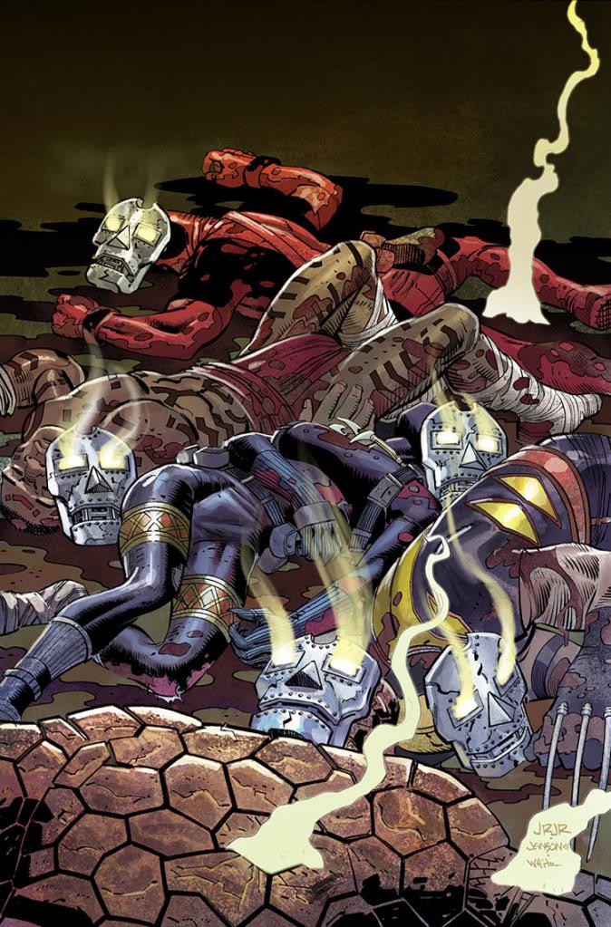 DOOMWAR, la guerra llega a Wakanda 1255120979