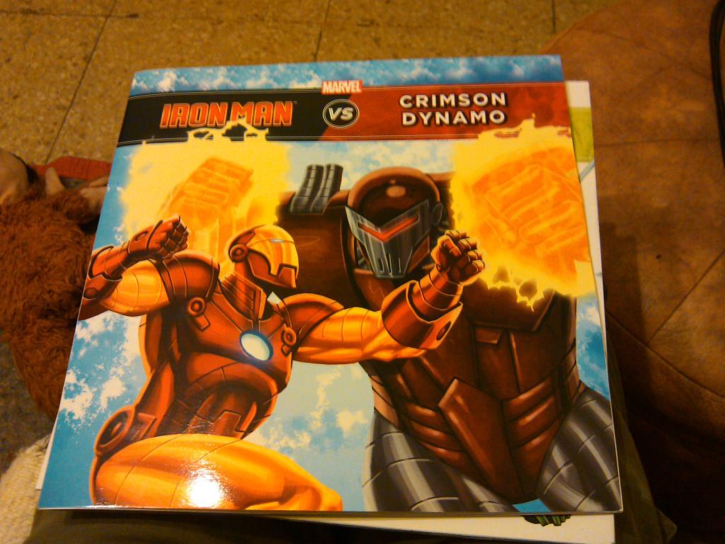 [Clarín] Colección Héroes y Villanos de Marvel IMG_20140819_234418