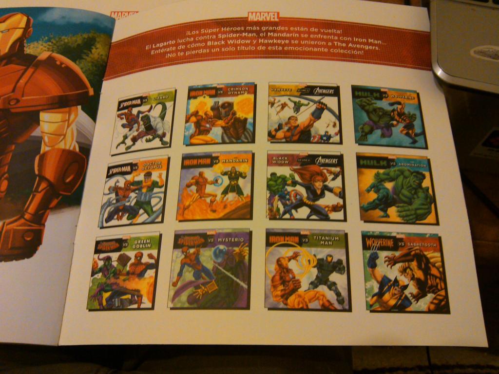[Clarín] Colección Héroes y Villanos de Marvel IMG_20140819_234435