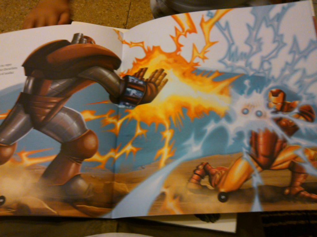 [Clarín] Colección Héroes y Villanos de Marvel IMG_20140819_234511