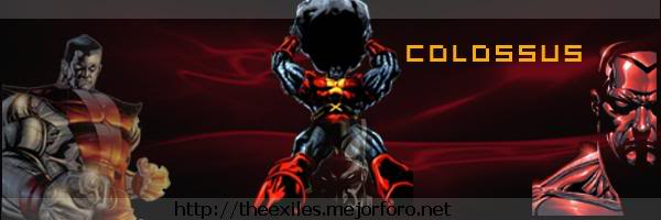 SHIELD, la serie Colossus