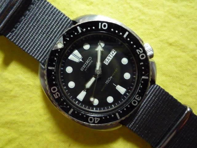 FS: Seiko Diver 6309-7040 (all original) P1050171